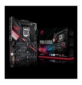 ASUS ROG STRIX Z490-H GAMING soc.1200 Z490 DDR4 ATX M.2 HDMI DP