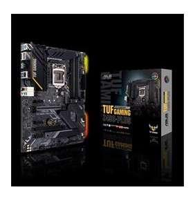 ASUS TUF GAMING Z490-PLUS soc.1200 Z490 DDR4 ATX M.2 HDMI DP