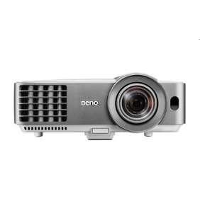 BenQ DLP projektor MS630ST, 4:3, 800x600, 3200l, 13K:1, VGA, 2x HDMI, S-Video, miniUSB, USB 2.0, RS232, repro