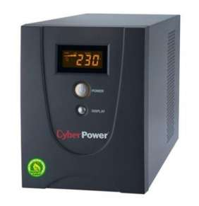 CyberPower Value 1200, UPS 1200VA/720W, LCD, 6x IE C13 zásuvka, RJ11/RJ45, USB, RS232