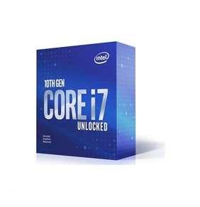 Intel® Core™i7-10700KF processor, 3.80GHz,16MB,LGA1200 BOX, bez chladiča