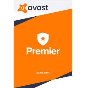 Avast Premier, 1 uživatel, 2 roky