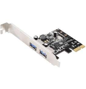 EVOLVEO 2x USB 3.2 Gen 1 PCIe, rozšiřující karta