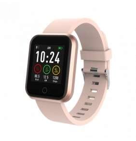 Chytré hodinky Forever ForeVigo SW-300 růžovo zlaté