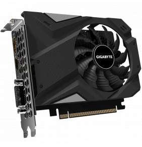 GIGABYTE GeForce GTX 1650 D6 OC 4G / 4GB GDDR6 / PCI-E / DVI-D /  HDMI / DP