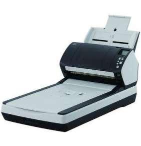 FUJITSU skener Fi-7280 A4, deska i průchod, 80ppm, 80listů podavač, USB 3.0, 600dpi, CCDs, oboustranný sken