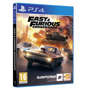 PS4 hra FAST & FURIOUS CROSSROADS