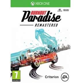 XONE - Burnout Paradise Remastered