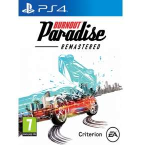 PS4 - Burnout Paradise Remastered