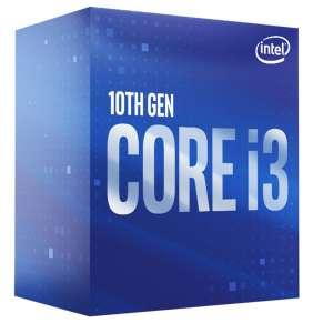 INTEL Core i3-10300 (3,7Ghz / 8MB / Soc1200 / VGA) Box