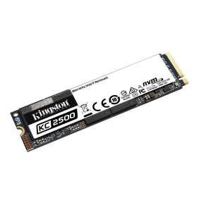 2000GB SSD KC2500 Kingston M.2 2280 NVMe
