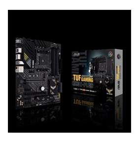 ASUS MB Sc AM4 TUF GAMING B550-PLUS, AMD B550, 4xDDR4, 1xDP, 1xHDMI