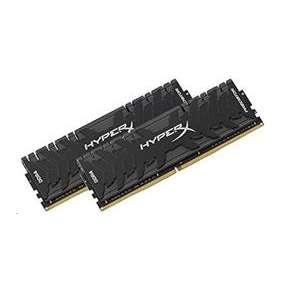 DDR 4....        64GB . 3600MHz. CL18 HyperX Predator Black Kingston XMP (2x32GB)