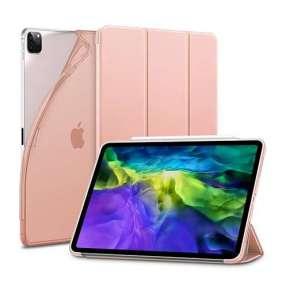 """ESR puzdro Silicon Rebound Case pre iPad Pro 11"""" 2020 - Rose Gold"""