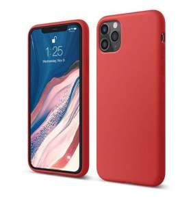 Elago kryt Silicone Case pre iPhone 11 Pro Max - Red