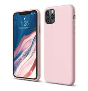 Elago kryt Silicone Case pre iPhone 11 Pro Max - Lovely Pink