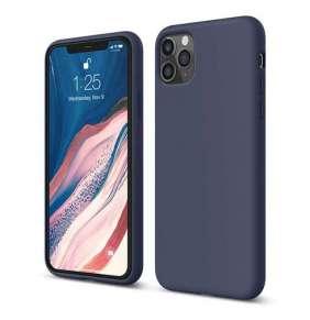 Elago kryt Silicone Case pre iPhone 11 Pro Max - Jean Indigo