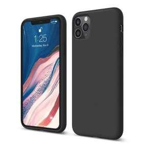 Elago kryt Silicone Case pre iPhone 11 Pro - Black