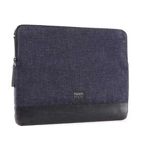 "Decoded puzdro Slim Sleeve Japanese pre MacBook Pro 16"" - Denim/Black"