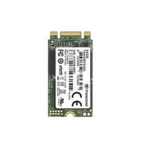 TRANSCEND MTS400I 64GB Industrial SSD disk M.2 2242, SATA III 6Gb/s (MLC), 530MB/s R, 470MB/s W