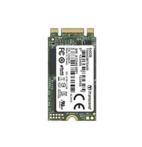 TRANSCEND MTS400 64GB SSD disk M.2 2242, SATA III 6Gb/s (MLC), 530MB/s R, 470MB/s W