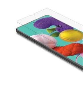 Belkin ScreenForce Tempered Glass - ochranné sklo pro Samsung A51