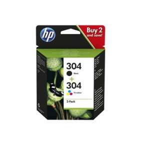 HP 304 Ink Cartridge Combo 2-Pack