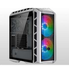 COOLER MASTER PC skříň MASTERCASE H500P, MESH ARGB, bílá