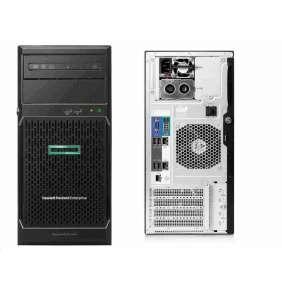 HPE PL ML30G10 E-2224 (3.4G/4C4T/8M/2666) 16G S100i 4LFF HP 350W1/1 Fan+Baffle NBD311