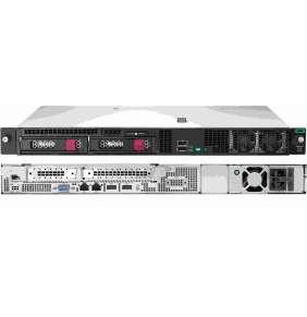 HPE PL DL20G10 E-2224 (3.4G/4C/8M/2666) 1x8G S100i SATA 2LFF NHP 290W FR noDVD NBD333 1U