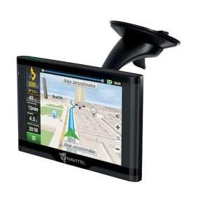 Navitel GPS navigace E500 + magnetický držák