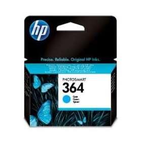 HP 364 Cyan Inkjet Print Cartridge- Blister