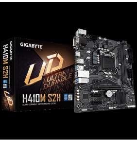 MB Gigabyte H410M S2H, Intel H410, LGA1200, 2xDDR4, LaN, mATX