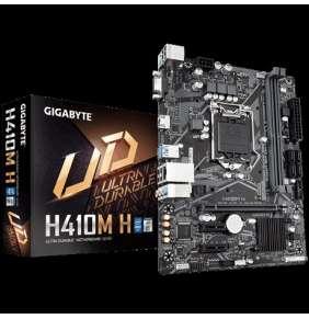 Gigabyte H410M H, Intel H410, LGA1200, 2xDDR4, LaN, ATX