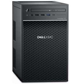 DELL PowerEdge T40/ Xeon E-2224G/ 16GB/ 2x 4TB (5400) RAID 1/ DVDRW/ 3x GLAN/ 3Y PS NBD on-site