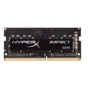 DDR 4   16 GB 2933MHz . SODIMM CL17 ..... Kingston HyperX Impact Black Series (2x8GB)