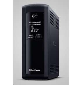 CyberPower Value PRO SERIE GreenPower UPS 1200VA/720W, DE zásuvky