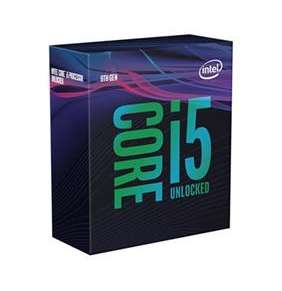 Intel® Core™i5-9600K processor, 3.70GHz,9MB,LGA1151 BOX, UHD Graphics 630 bez chladiča