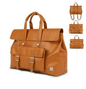 Moshi taška Treya Lite Backpack Satchel/Backpack - Caramel Brown
