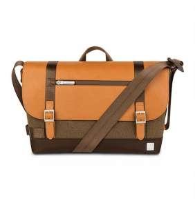 Moshi taška Carta Compact Messenger Bag - Vintage Brown