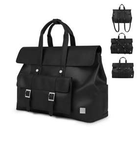 Moshi taška Treya Lite Backpack Satchel/Backpack - Jet Black
