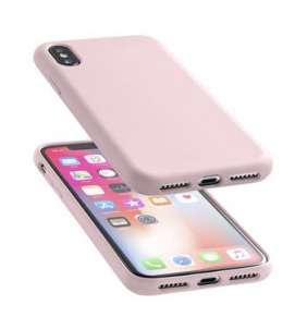CellularLine SENSATION ochranný silikónový kryt pre Apple iPhone X/XS, staroružový