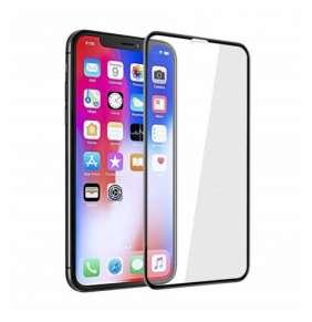 Devia ochranné sklo 3D Real Series FS pre iPhone XS - Black Frame