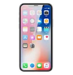Devia ochranné sklo Entire View pre iPhone XS Max/11 Pro Max - Clear