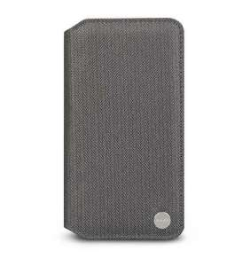 Moshi puzdro Overture pre iPhone XS Max - Herringbone Gray