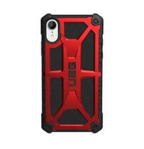 UAG kryt Monarch pre iPhone XR - Crimson Red
