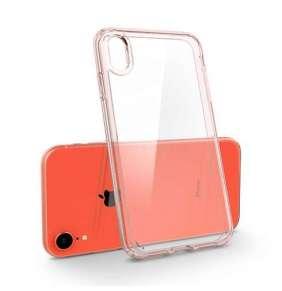 Spigen kryt Ultra Hybrid pre iPhone XR - Rose Crystal