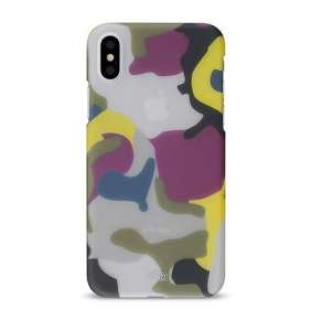 Artwizz kryt Camouflage Clip pre iPhone X/XS - Color