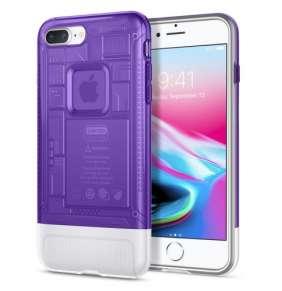Spigen kryt Classic C1 pre iPhone 8 Plus - Grape