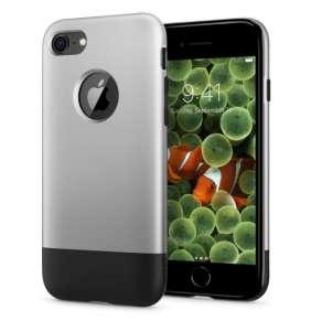 Spigen kryt Classic One pre iPhone 8 - Gray